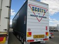 2001 MAXITRANS 13.2M TRI-AXLE STEP DECK