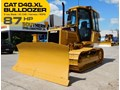 CATERPILLAR D4G XL #2200B CAT D4 CATERPILLAR D4G.XL DOZER / BULLDOZER WITH AC CAB - LOW HOURS MACHINE [8360 HOURS] [MACHDOZ]