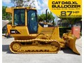 CATERPILLAR D4G XL #2200A CAT D4G.XL CATERPILLAR D4 DOZER / BULLDOZER WITH AC CAB - LOW HOURS MACHINE [8300 HOURS] [MACHDOZ]