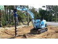 AUGER TORQUE 1200 EARTH DRILL FOR MINI EXCAVATORS UP TO 1.2 TONNES AUGER TORQUE
