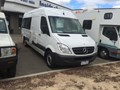 2012 MERCEDES-BENZ SPRINTER 313CDI ULTIMA 2 BERTH