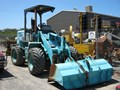2007 KOBELCO LK80Z ARTICULATED LOADER