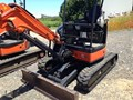 2010 HITACHI ZX35U-3 MINI EXCAVATOR
