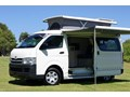 2009 TOYOTA HIACE DISCOVERER AUTOMATIC