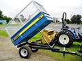 2013 FLEMING TR1 HYDRAULIC TIPPING TRAILER
