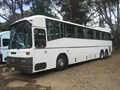 1985 MERCEDES-BENZ 0303/3 TAG AXLE COACH, 1985 MODEL