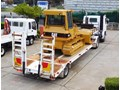 SCANIA P82M Prime mover Truck with Semi Trailer + CAT D4G.XL Dozer [MACHTRUCK][MCOMBO]