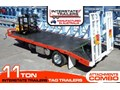 INTERSTATE TRAILERS 11 TON TAG TRAILER ATTACHMENTS PACKAGE Heavy Duty Tag Trailer 11 TON fitted with Attachments package [ATTTTRAIL]