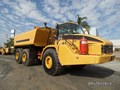 2006 CATERPILLAR 740 WATER TRUCK