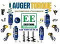 AUGER TORQUE - AUGERS, AUGER DRIVES, EXTENSIONS, HOLE CLEANERS, PALLET FORKS, ROAD BROOMS & TRENCHERS FROM EVERYTHING EARTHMOVING