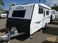 2016 AVAN CARAVAN ASPIRE 555 HT - SHOWER TOILET