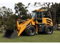 2016 HERCULES HE600 WHEEL LOADER