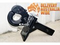 2016 WORKMATE 15 TON FORGED PINTLE HOOK WITH 4 HOLE MOUNT