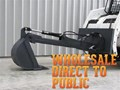 2016 WORKMATE SKID STEER BACKHOE BOOM ATTACHMENT