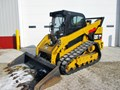 2014 CATERPILLAR 299D XHP SKID STEER LOADER