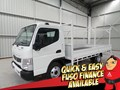 2017 FUSO CANTER 515 WIDE CAB