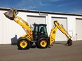 2008 JCB 4CX FRONT HITCH
