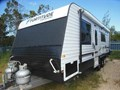 FORTITUDE CARAVANS EVER READY 22'6'