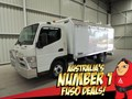 2016 FUSO CANTER 515 WIDE CAB