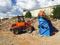 EVERUN ER12 WHEEL LOADER