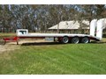 2016 NORTHSTAR TRANSPORT EQUIPMENT TRI AXLE TAG TRAILER