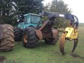 TIMBERJACK 560 LOG SKIDDER