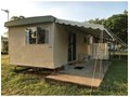 CABIN PORTABLE CABINS - 6M X 3M. 1 BEDROOM / BUNKROOM / KITCHEN / DINING /ANNEX.