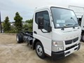 2016 FUSO CANTER 413 CITY CAB