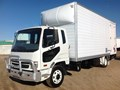 2009 FUSO FIGHTER FK 7