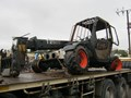 WRECKING PARTS ONLY BOBCAT T2566 TELEHANDLER