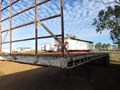 1982 FREIGHTER 41 FOOT FLAT TOP TRAILER
