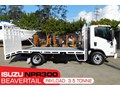 ISUZU NPR300 MEDIUM ISUZU NPR300 MED 155HP BEAVERTAIL Truck.[MACHTRUCK] PAYLOAD 3.5 TON