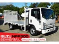 ISUZU NPR300 MEDIUM #2226 ISUZU NPR300 MED 155HP BEAVERTAIL Truck. PAYLOAD 3.5 TON. Low genuine, 288,000 KM [MACHTRUCK]