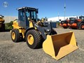 2013 JOHN DEERE 444K Z BAR WHEEL LOADER