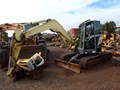 2007 YANMAR VIO75-A *PARTS MACHINE AS IS*