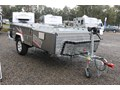 2015 GRAVITY FORCE REAR FOLD CAMPER TRAILER