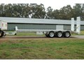 NORTHSTAR TRANSPORT EQUIPMENT TRI AXLE TAG TRAILER