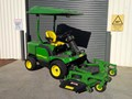 JOHN DEERE 1445 SERIES2 4WD OUTFRONT MOWER 1252 HRS