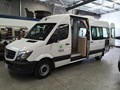 2014 MERCEDES-BENZ SPRINTER 313CDI KEA 3 BERTH