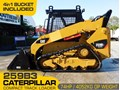 CATERPILLAR 259.B3 259.B3 CAT 259B.3 Compact Track Loader [74 HP] [only 295 Hours] [MACHCAT] #2235B