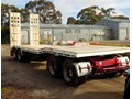2012 MIDLAND QUAD DOG PLANT TRAILER