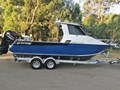 2018 SURTEES 700 GAMEFISHER HARDTOP ENCLOSED