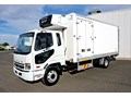 2009 FUSO FIGHTER 7 8 Pallet Freezer Vans