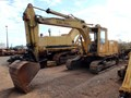 1985 CATERPILLAR 215BLC *PARTS MACHINE AS IS*