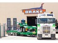 2021 DRAKE FULL WIDENER HYDRAULIC WIDENING LOW LOADER