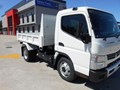 2016 FUSO CANTER 715 TIPPER