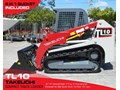 TAKEUCHI #2045A TL10 91HP TRACK LOADER [6 HOURS] TL-10 / 2 SPEED / NEW 4 IN 1 BUCKET [MACHTAKE] TL10