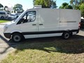 2007 MERCEDES-BENZ SPRINTER 309 CDI MWB REF FRIDGE