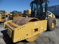 2009 CATERPILLAR CS76XT SMOOTH DRUM ROLLER