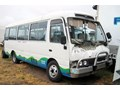 1995 TOYOTA COASTER 50 SERIES HZB50R WRECK - NOW WRECKING!!